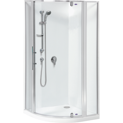 Valencia Rondo Shower 1000 x 1000mm