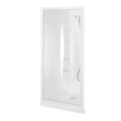 Sapphire Alcove Shower 1000 x 1000mm