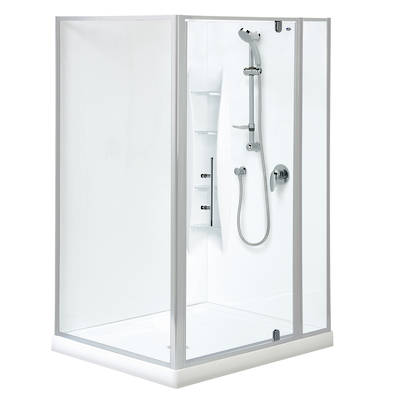 Valencia Corner Shower 1200 x 900mm