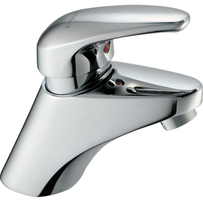 Cabriole Single Lever Basin Mixer