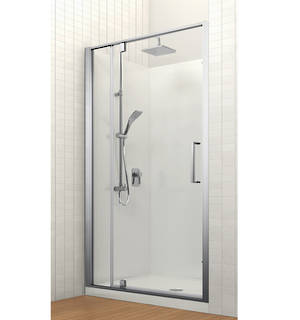 Milano Alcove Shower 1200 x 900mm
