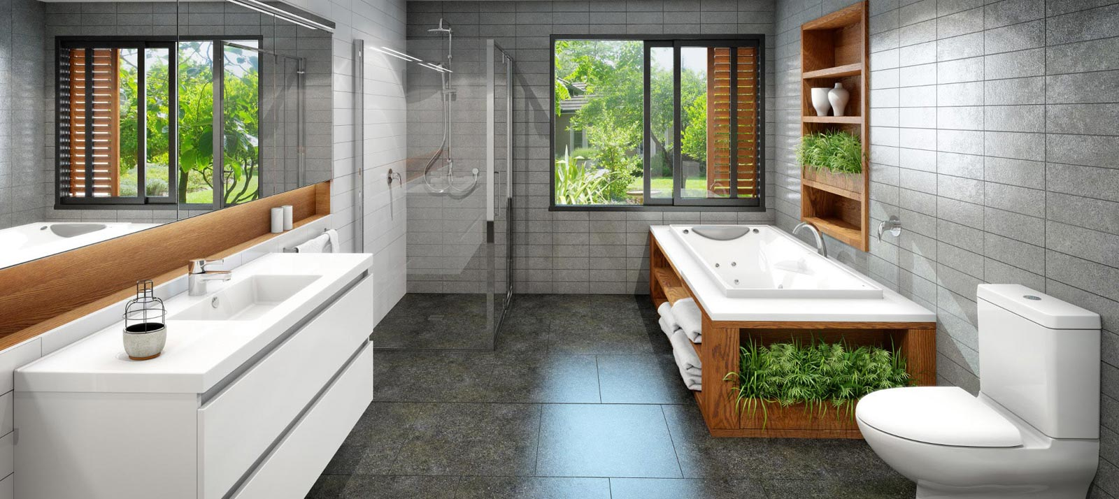 Englefield for Bathroom design ideas new zealand
