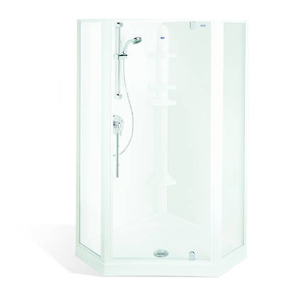 get this valencia angle corner shower 900 x 900mm angle