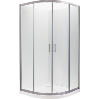 Studio Glide Round Sliding Shower