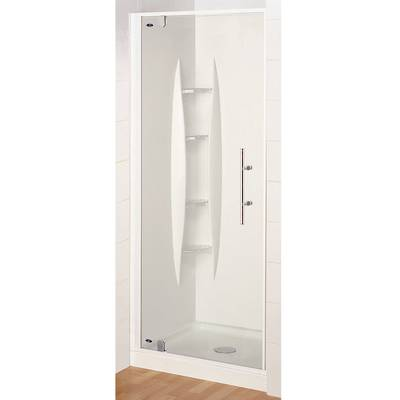 Valencia Alcove Shower 1000 x 1000mm