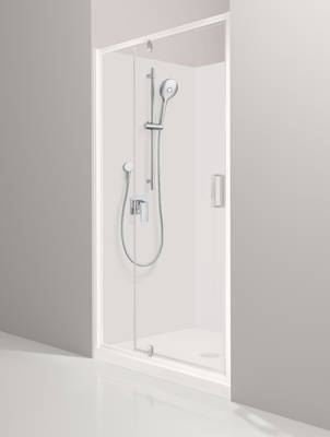 Valencia Elite Alcove Shower (1200mm x 900mm)