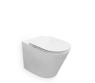 Evora Wall Faced Toilet