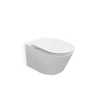 Evora Wall Hung Toilet