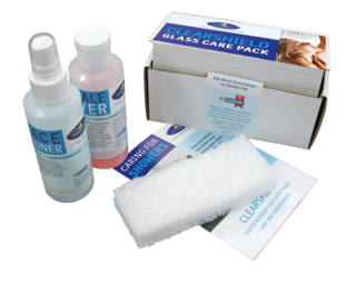 ClearShield® Cleaning Pack