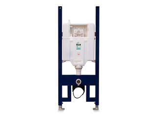 Mechanical In Wall Cistern 4.5/3L 90mm Wall Hung