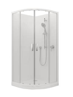 Valencia Elite Round Sliding Shower