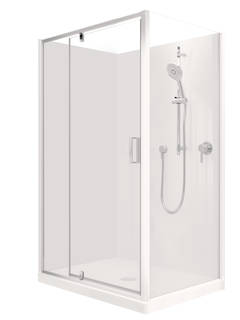 Valencia Elite Corner Shower (1200mm x 900mm)