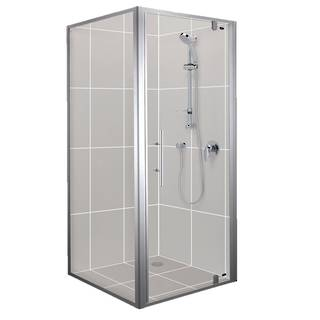 Valencia Corner Shower Doors & Returns