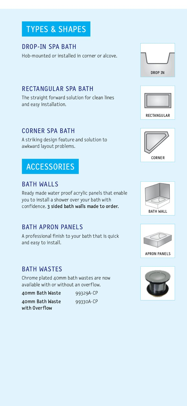 baths nz catalogue